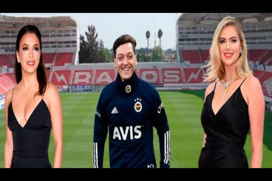 Οζίλ, Κέιτ Άπτον και Έβα Λονγκόρια αγοράζουν ποδοσφαιρική ομάδα!