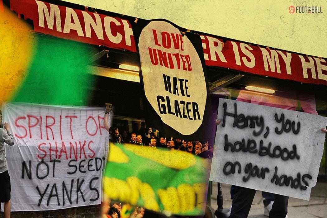 Μάντσεστερ Γιουνάιτεντ: Με Αστυνομία έξω από το «Ολντ Τράφορντ» για την διαδήλωση