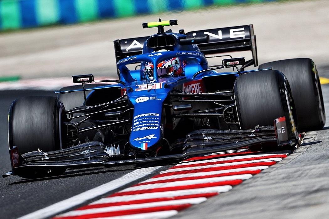 Formula 1: Φανταστικός αγώνας στο GP της Ουγγαρίας – Καρό σημαία ο Οκόν!